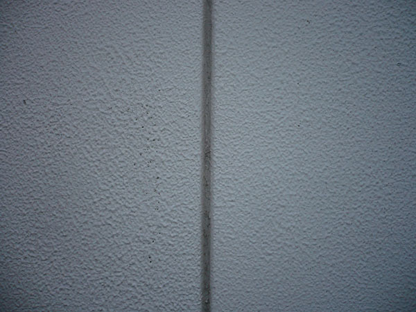 外壁のブリード現象