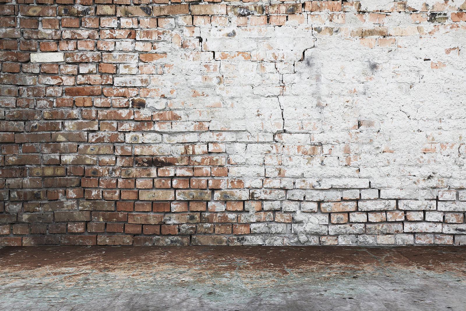 外壁のひび割れの施工方法