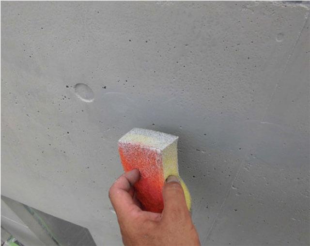 セラミクリート補修材
