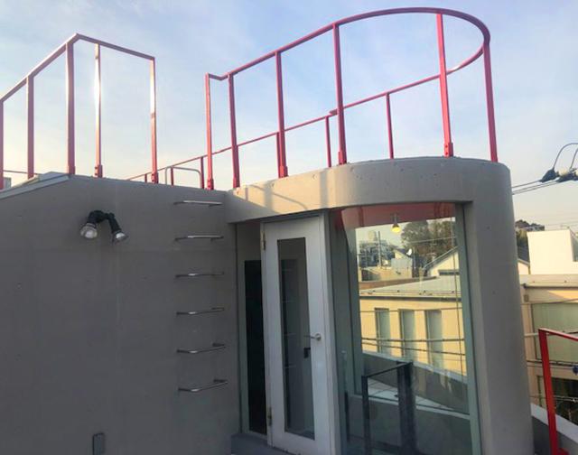 テラス 防水 塗装 施工