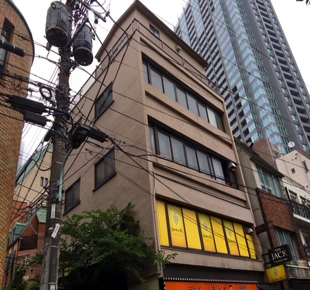 東京港区 Nマンション 外壁防水工事
