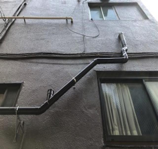 東京港区Nマンション外壁防水工事 施工完了
