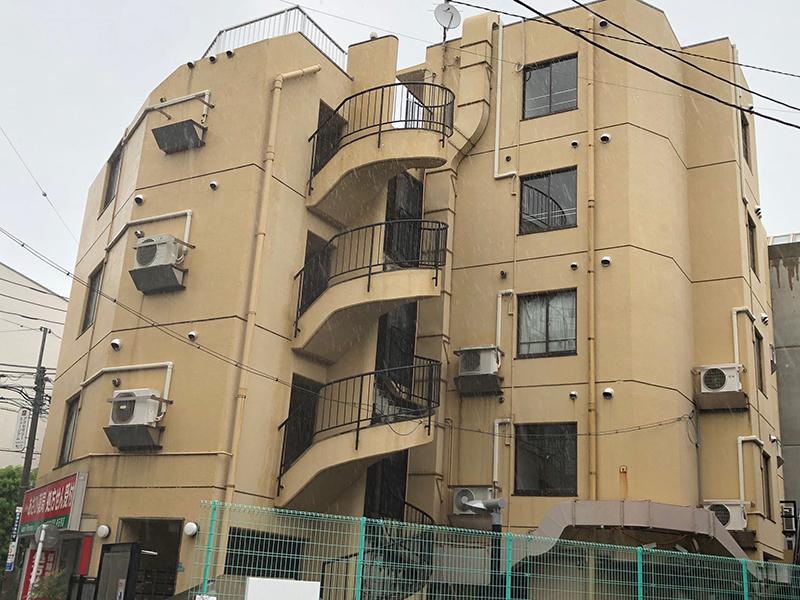 東京都目黒区Kマンション 改修工事開始