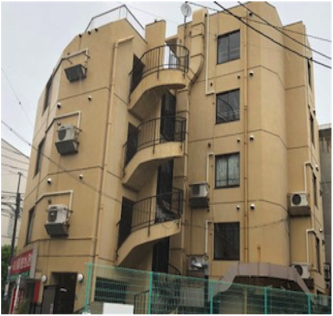 目黒 マンション 鉄筋コンクリート 外壁 防水 塗装